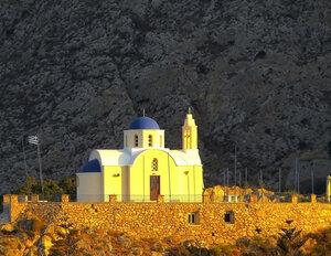 Храм у кальдеры